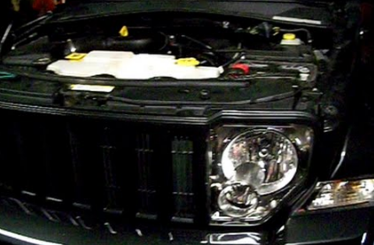 2021 Jeep Liberty Engine