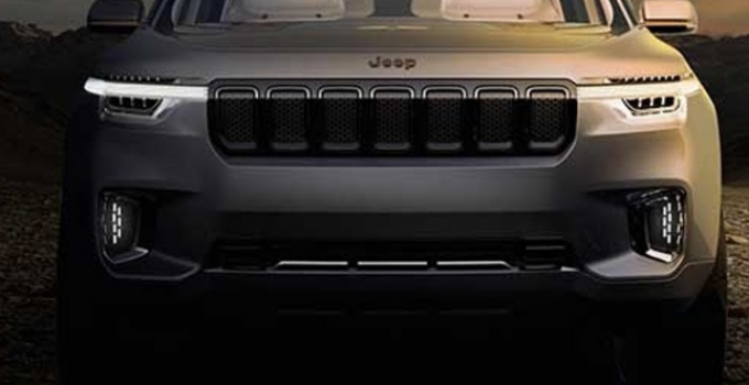 2021 Jeep Wagoneer Exterior