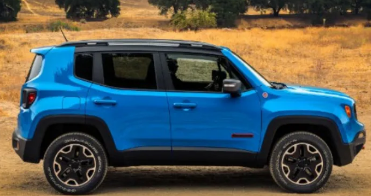 2023 Jeep Renegade Exterior