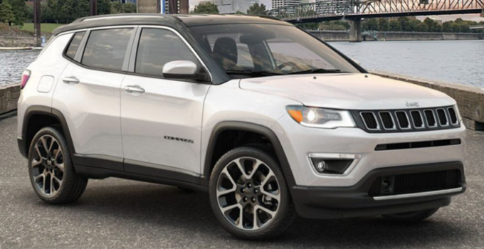 2022 Jeep Compass Engine