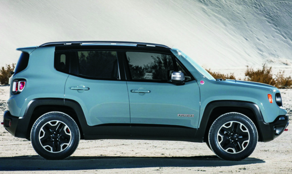 2022 Jeep Renegade Exterior